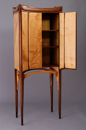 Robin Mckann Fine Woodworking Gallery Nine