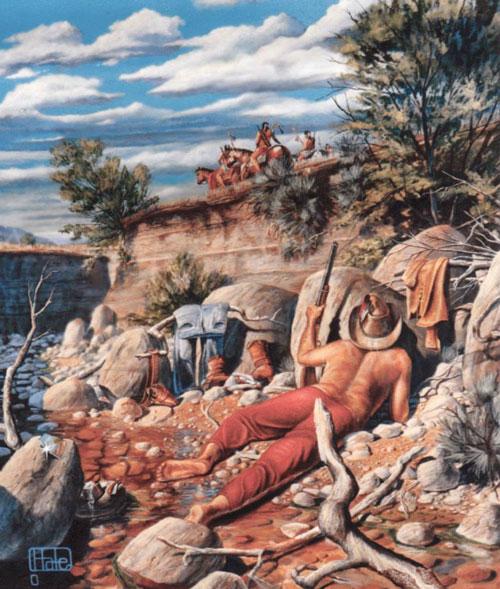 Michael Hale Paintings Gallery Nine
